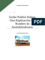 Geshe_Palden_Dakpa_Una_Explicacion_del_Avalokiteshvara