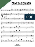 Asi se Compone-1st Trumpet