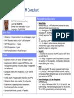 1-page CV Vikash Bhagat SAP TM.pdf