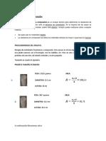 ENSAYO DE PROBETAS