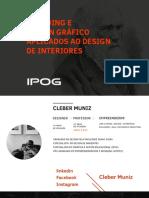 Branding e Design Gráfico Aplicados ao Design de Interiores