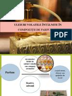 uv in parfumerie
