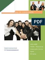 UFCD 9205 Processo de Comunicação Índice