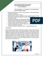 GT 2 NATURALEZA DE LAS ORGANIZACIONES Y NORMATIVIDAD QUE LE APLICA SEGÚN LEGISLACION VIGENTE (1).docx