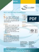 New S-5583 Strivechem Self Agitating Stick