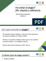 Semana 11- Plagio y Normas APA-2019-10.pptx