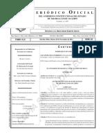 Decreto 350, Ley de Protección Civil para el Estado de Michoacán. pdf.