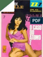O Atomo Z - Lou Carrigan