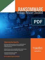 RansomwareChecklist