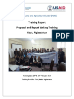 proposal_and_report_writing_training_hirat