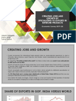 Creating Jobs and Growth - SM