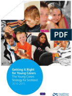Getting It Right for Young Carers