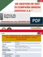 PRESENTACIÓN II CONGRESO MINERO SUR- SGS DUPONT