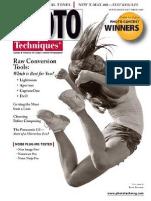 19993962 Photo Techniques Magazine September October 2009 Imaging Art Media