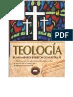 Tratado TEOLOGÍA Tomo 1