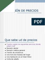 PRECIO 13