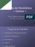 Palestra Homilética 03