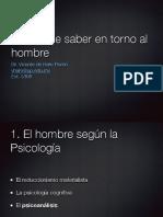 Presentación Vicente de Haro