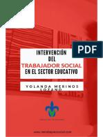 TRABAJO SOCIAL EN EL SECTOR DE LA EDUCACION