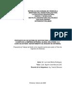 Sistema de Gestion (P.I)
