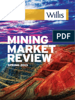Mining Market Review 2013 - Willis.pdf