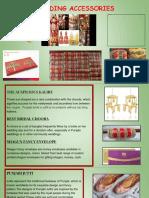Phulkari Items in Brampton _ Wedding Acessories