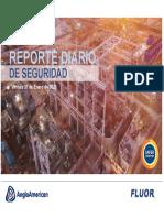 Reporte diario HSE 1-31-2020