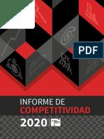 Perú Informe de competitividad 2020