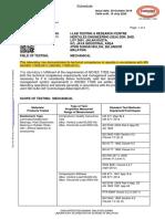 SAMM0836-HERCULES LATEST ISO17025 - 2017