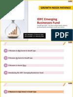 Presentation-IDFC Emerging Businesses Fund.pdf