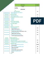CARLOS PALOMINO - Trabajo costos y presupuestos