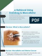4. Tissue Retrieval Using Endobag & Morcellator.pdf