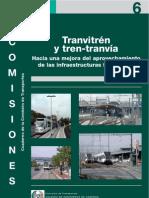 Tranvía y Tranvi-tren (Comisión Transportes)