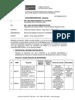 INFORME N° 00000009-2019-VMCS-PNSU-UGT - INF. DE GESTION jtemoche