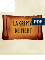 Cripta de Ment 2-4 Pathfinder