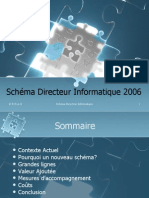 SchemaDirecteurIformatique