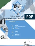 Sports event presentation.pdf