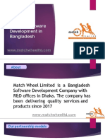 Custom Software Development in Bangladesh