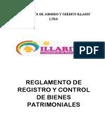 COPERATIVA DE AHORRO Y CRÉDITO ILLARIY LTDA