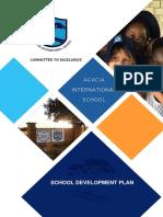 Acacia School Development Plan Proposal v4