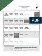 Calendario JULIO 2019, CNG (1)