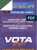 2007 - Programa Electoral PP