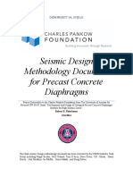 Seismic Design Methodology Document for Precast Concrete Diaphragms.pdf