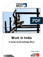 Work in India - A Guide by Knowledge Must