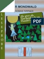 Leseprobe Thomas Tippner - Der Mondwald