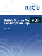 RICU - British Muslim Media Consumption Report