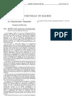 Decreto 22 2007 Primaria Madrid-LOE