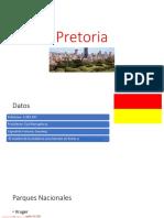 Presentacion Pretoria