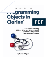 Programming Objects In Clarion. 2nd Edition