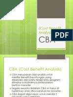 CBA (Cost Benefit Analysis).pptx